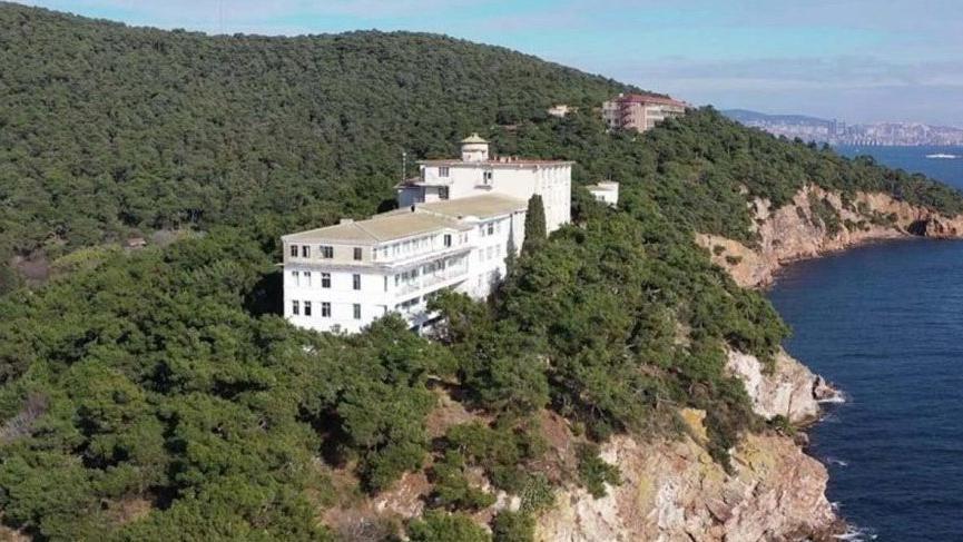 Türk Tabipleri Birliği: Heybeliada Sanatoryumu Bir Sağlık Kurumudur ve Öyle Kalmalıdır!