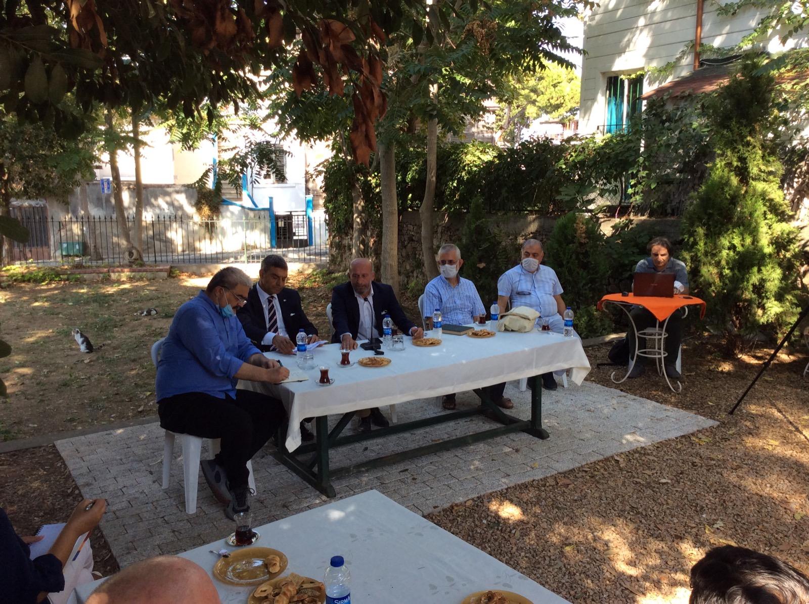 Ortak Akıl Toplantısı: Heybeliada Sanatoryumu